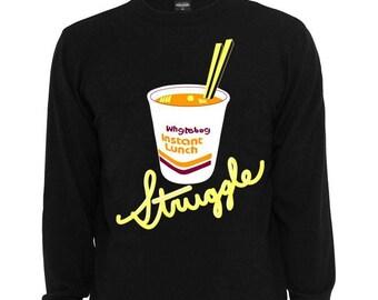 Struggle Crew & Hoodie