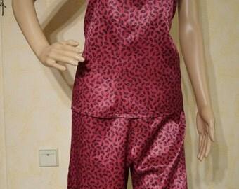 E Pyjama S M 38