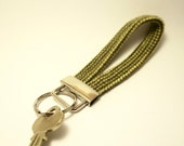 Recycled Climbing Rope Keychain (fuzzy)