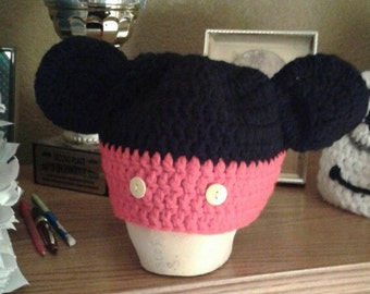 beanies both for 35.00!!! Mickey and Minnie mouse