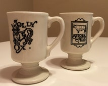 Great Pair of Mugs from Steak and Ale Restaurants