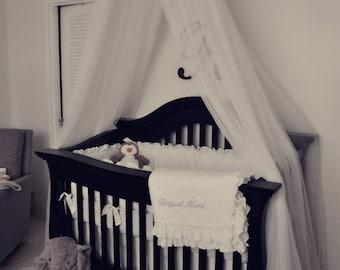 Handmade Crib Canopy