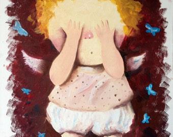 "Copy of Gapchinskaya ""Butterflies"""