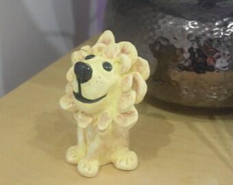 Ceramic Lion