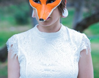 Renart - Red Fox Mask