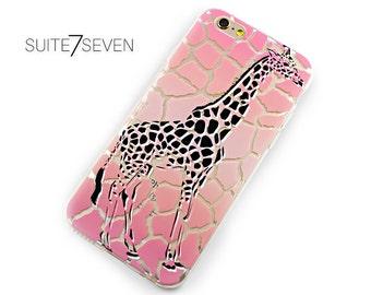 iphone 7 giraffe phone cases