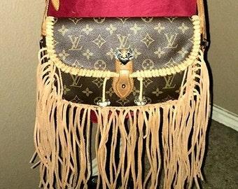 Authentic Louis Vuitton Gibeciere PM