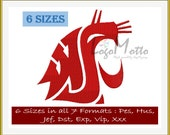Popular Items For Wsu Cougars On Etsy
