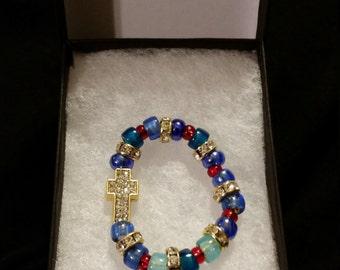 Toddler/Children's Shalom Bracelet