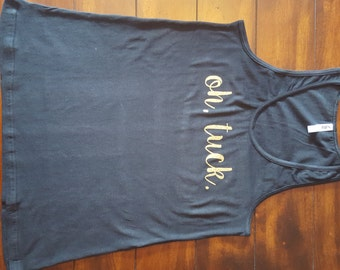 "Pure Barre ""Oh, Tuck"" Tank"