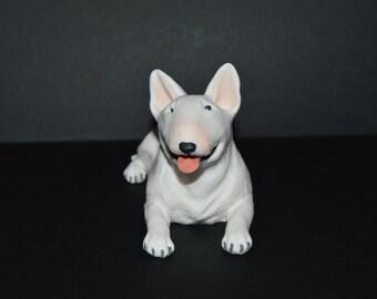 Bull Terrier Sculpture