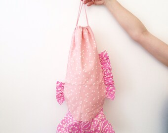 Alix laundry bag