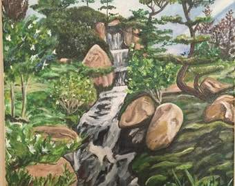 Dream Evoking Waterfall