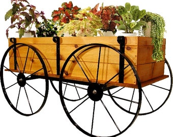Planter Wagon