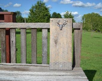 Reclaimed Barn Wood Wall Decor