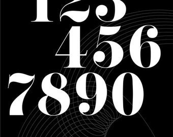 1-0 Numerical Poster
