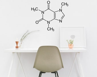 Unique Science Wall Decals Related Items Etsy