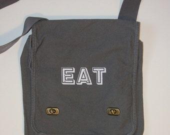 EAT Messenger Bag SALE