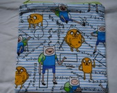 Adventure Time Large Pouch