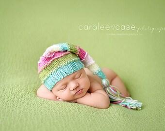 Candy Shop - Bumpy Tassel Stocking Hat