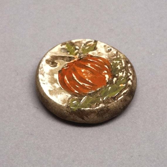 pumpkin patch pendant