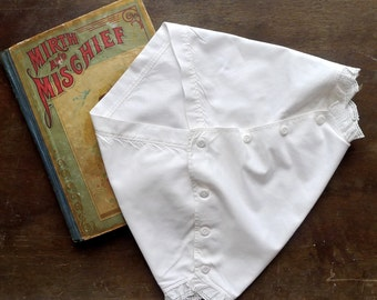 Victorian Baby Diaper Covers Set of Three