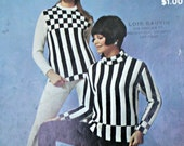 Knitting Patterns Sweaters Sports'n After Mary Maxim 30 Women Men Children Vintage Paper Original, NOT a PDF
