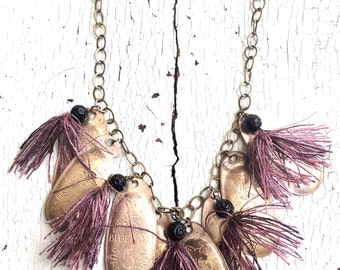Necklace - Tassels