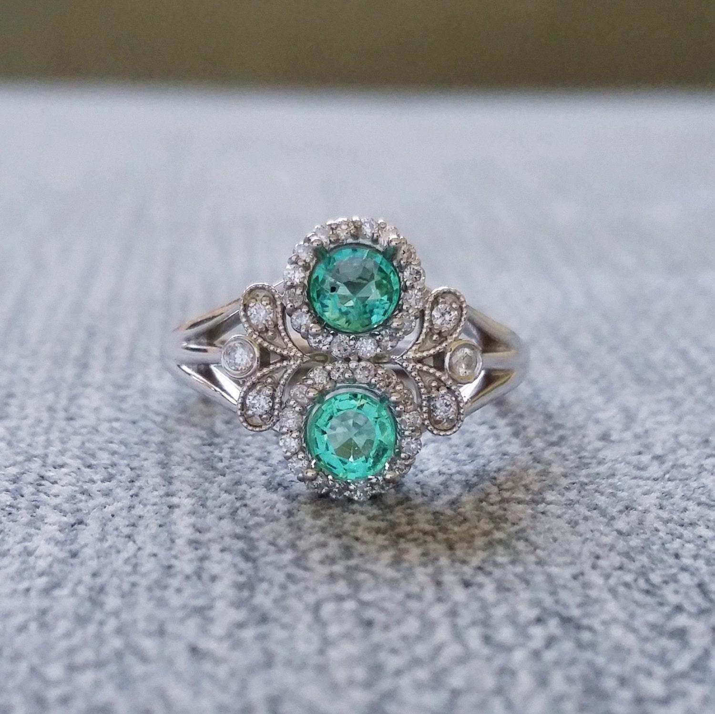 Bohemian Wedding Rings 008 - Bohemian Wedding Rings