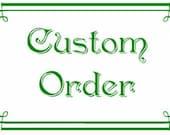Custom Order For Erika - 4 x Face Polish