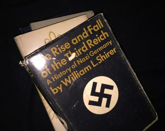 1960 Rise and Fall of the Third Reich