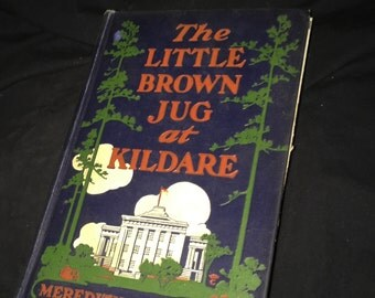 Little Brown Jug of Kildare