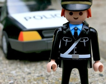 Police One - Photograph - Various Sizes