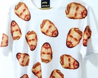 Ryan Gosling Face T-Shirt