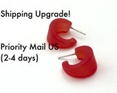 Shipping Upgrade for Flat Rate Priority Domestic Shipping