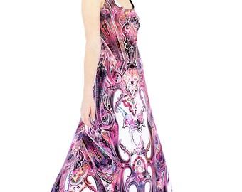 Agoraphobix The perfect Streetwear maxi dress | boho dress