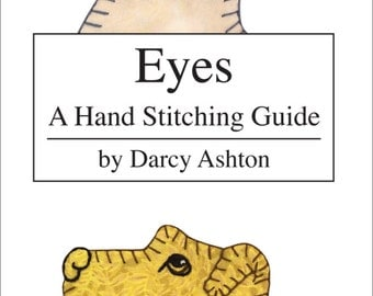 EYES - A Stitch Guide for Applique and Embroidered Quilts