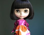 SALE TLC play with fire dress for blythe
