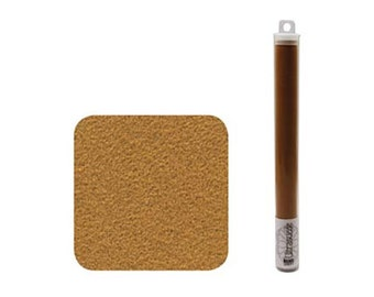Ultrasuede Beading Foundation or Backing 43303 , Moccasin Brown 8.5 Inches, Ultra Suede Cabochon Backing, Bead Backing, Microfiber Fabric