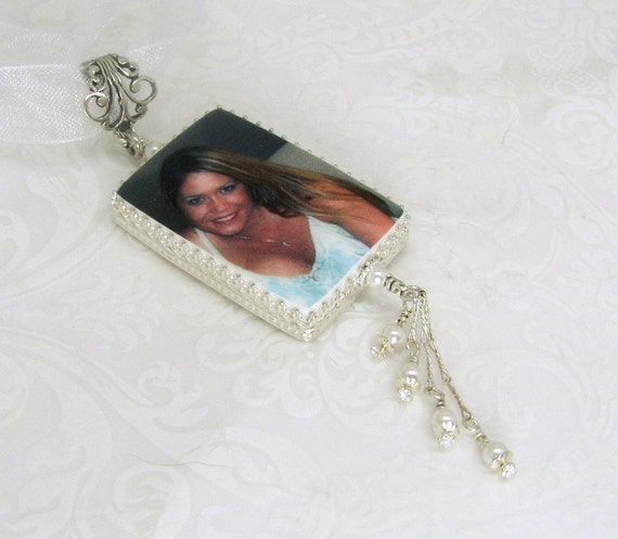 Wedding Memorial Charm for Your Bouquet - FBC1Cfa