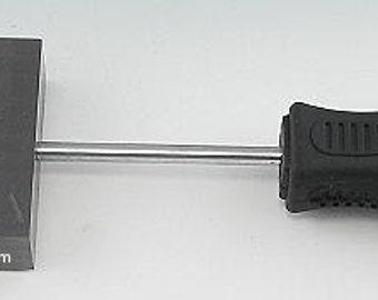 BR-166 Mega Round Big Hole Bead Style CGBeadroller