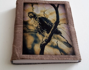 watchful hawk mid size journal
