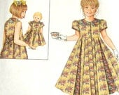 Simplicity 8561 Childs Girls Daisy Kingdom Clothing Pattern Sale...was 12.00