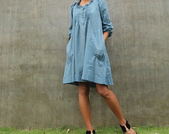 Misty morning...All color  M, L,XL (Custom size)(1421A)