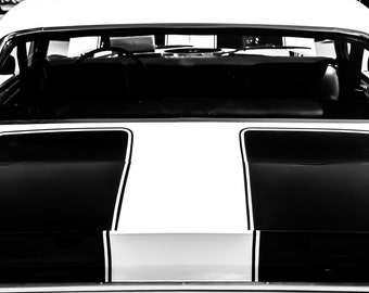 Chevrolet Camaro RS Car Photography, Automotive, Auto Dealer, Muscle, Sports Car, Mechanic, Boys Room, Garage, Dealership Art