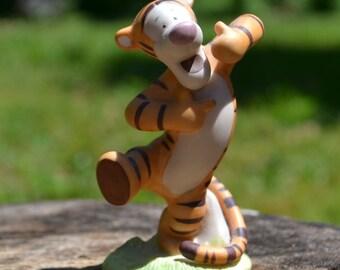 Ceramic Tigger Figurine