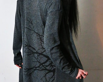 Hell Couture Lavinia Knee Length Robe