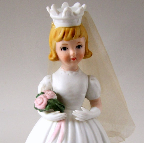 Here Comes The Bride Music Box Schmid Japan Collectible