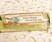 SALE Sweet Dreams Aromatherapy Natural Sleep Aid, Roll On, Essential Oils