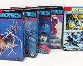 Robotech VHS Lot,  1985 Robotech English Versions, 1992 Robotech II